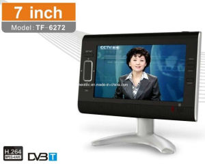 Portable HD DVB-T TV With H. 264 (TF-6272)