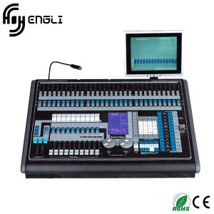 New Arrival Console Computer DMX Light Controller for Stage Effect Light pictures & photos