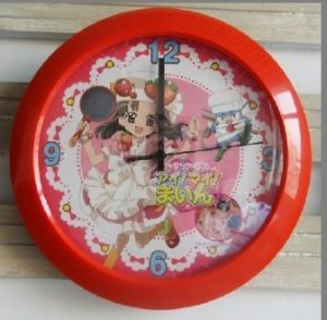 Gift Caron Wall Clock pictures & photos