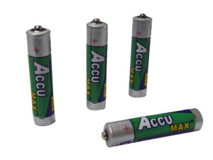 R03 AAA Carbon Zinc Battery (Accumax) pictures & photos