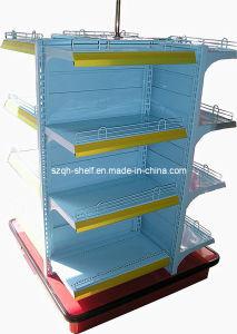 Four Sided Supermarket Shelf (QH-BL-02)