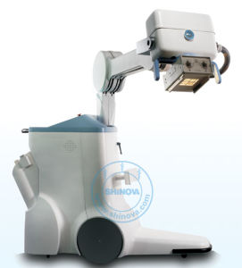 Mobile Digital X-ray Device (KeenMate) -Mobile DR pictures & photos