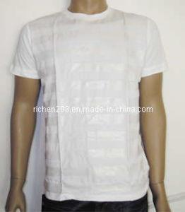Men Print Cotton T Shirts