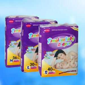 Baby Diapers with Leak Guard (JHS008) pictures & photos