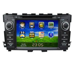 """HD 8"""" Car DVD Player Head Unit GPS for Nissan Teana (2013)"""