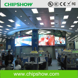 Chipshow Full Color P6 Indoor LED Display pictures & photos