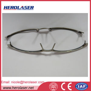 Qcw 150W Spot Welding Fiber Laser Welding Machine for Titanium Spectacle/ Eyeglass/ Eyewear Frame pictures & photos