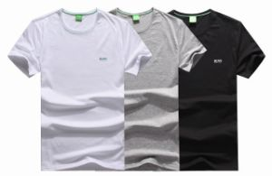 Cheap Bulk Wholesale Blank Fitted T Shirt for Men pictures & photos