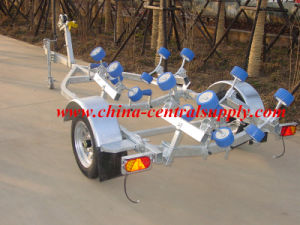 4.1m Boat Trailer with Roller System pictures & photos