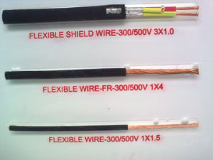 Flexible Wire (RV 300/500V 1X1.5) pictures & photos