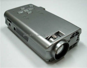 Portable Projector With Built-in 2GB Flash Memory PR-PJ1602