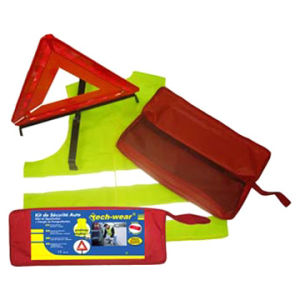 Safety Kit Used on Road Safety pictures & photos