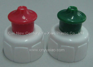 Plastic Cap Pull Push Cap (WK-86-7) pictures & photos