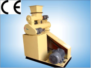 Flat Die Chicken Pig Fish Feed Making Machine with Feeder pictures & photos