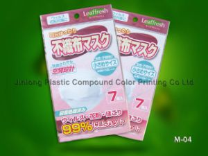 Plastic Mask Packaging Bag pictures & photos