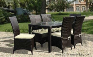 Patio Furniture (Table and Chairs 7077)