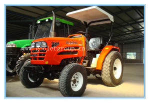 Tractor (28HP 4WD) with CCC (LZ284) pictures & photos
