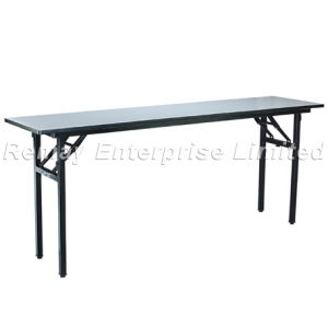 PVC Covered Folding Table (T20) pictures & photos