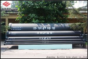 Dn1000 Ductile Iron Pipes