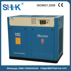 VSD Variable Speed Screw Air Compressor HK37DV pictures & photos