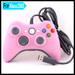 Wired Cable Game Controller Joypad Pad for xBox 360 & PC Game Console