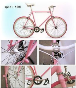 700c Bike/Sport Bicycle/Fixed Gear Bicycle/Bicycle Bike/Fiexed Gear Sport Bicycle (700C-A003) pictures & photos