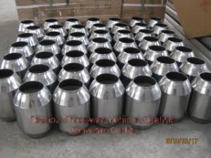 Euro IV Metallic High-Flow Catalytic Converter (TWCAT027-6) pictures & photos