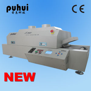 LED Reflow Soldering Machine, SMT Reflow Oven, Automatic PCB Soldering Machine, Taian Puhui T-960 pictures & photos