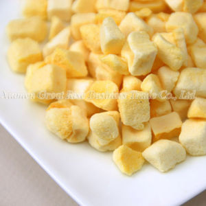 Tasty Freeze Dried Mango Dice for Younger′s Snack