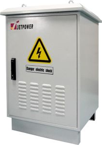 Three Phase Industrial UPS Power System with 6kVA to 300kVA (certified by CE, SGS, ISO) pictures & photos