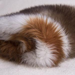 Jacquard Fabric Fur Multi-Colored Plush (DTH007)
