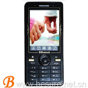 Dual Cards Dual Standby, Fm Radio, Bluetooth2.0, E-book, Music Marpuee Mobile Phone (BS-060)