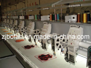 Automitic Computer Operation Hot Sale New Single Sequin & Towel Machine for Export Price CE, SGS, ISO9001 pictures & photos