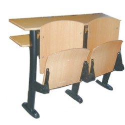 Row Student Desk and Chair (P19)