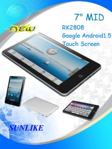 7 Inch Android Touch Screen MID (MID-701)