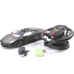 LC-2054f 1: 10 Gravity Sensing Control Emulational Licensed Remote Control Car (controlled by steering wheel) pictures & photos