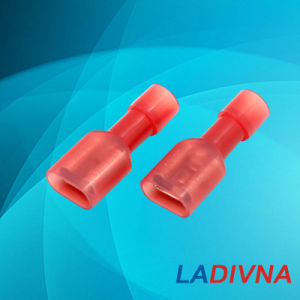 Male and Female Crimping Terminal Nylon Full-Insulated Terminal Joint Connector Terminal pictures & photos