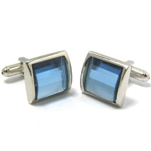 High Quality Fashion Metal Men′s Cufflinks (H0055) pictures & photos