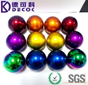 OEM Color Mirror Finished Plated Stainless Steel Ball pictures & photos