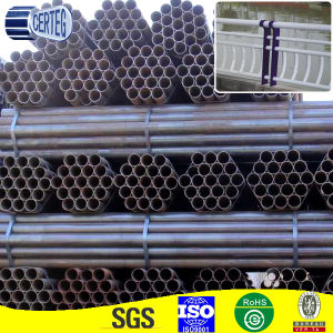 ERW Welding Round Steel Pipe for Fence pictures & photos