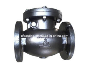 ASTM/DIN Stainless Steel Sand Casting Valve pictures & photos