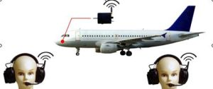 Radio Communication Equipment for Ground Crew