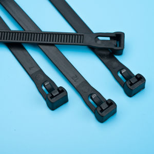 Nylon Release Cable Tie for Wires (TC006-7525) pictures & photos