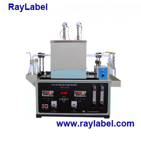 Dark Petroleum Products Sulphur Content Tester (RAY-387) pictures & photos