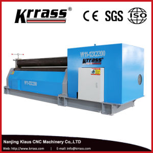 China Manufacturer of Sheet Metal Roller for Sale pictures & photos