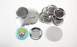 65mm Pin Button pictures & photos