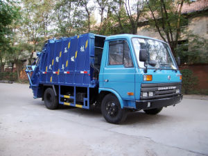 Dongfeng Duolika Refuse Compression Truck