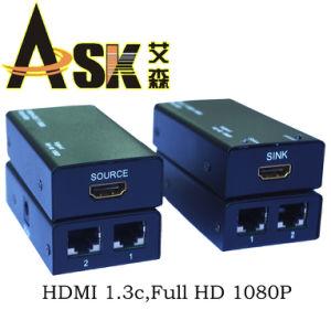 HDMI Extender 60m, Double Cat 5e/6/7