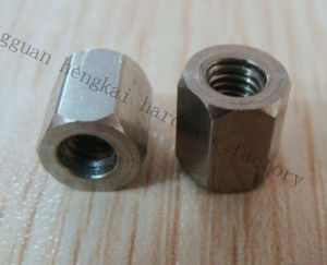 8.0 Hex Cold Forging Nuts by Plastic Used (HK221)