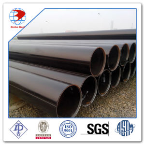LSAW Pipe Longitudinally Submerged Arc Welding Pipe API 5L Gr. B X75 X65 pictures & photos